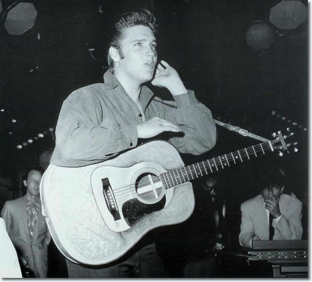 Elvis Presley : The Ed Sullivan Show Rehearsals : September 9, 1956.