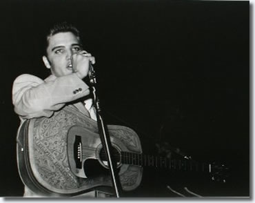 Elvis Presley May 14 1956, LaCrosse Wisconsin