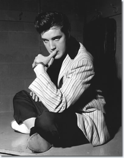 Elvis Presley Ottawa Canada - April 3 1957 Press Conference