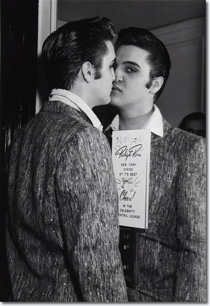 Elvis Presley - January 6th 1957, Warwick Hotel, New York
