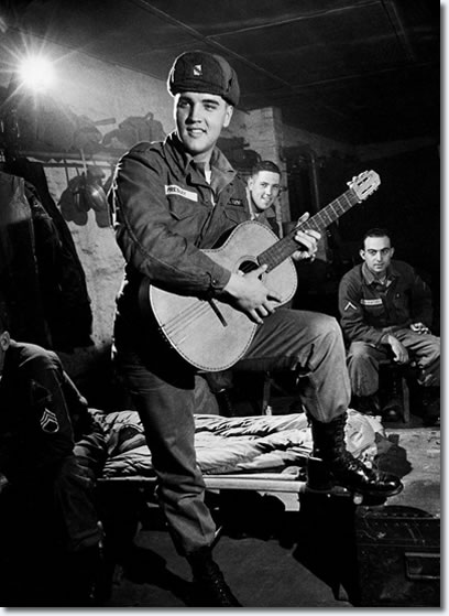 Elvis Presley: Grafenwoehr November 28, 1958