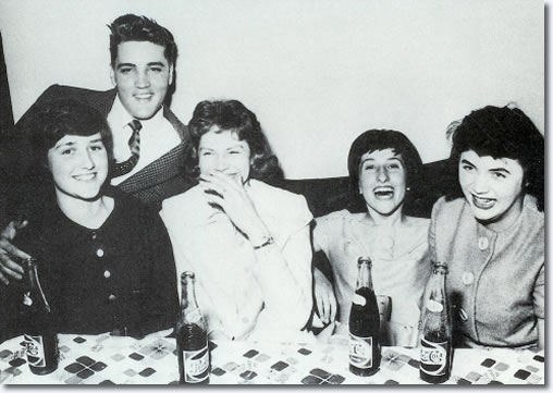 An afternoon with Elvis - April 19, 1959