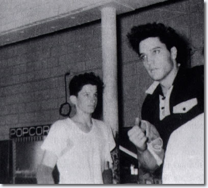 Elvis Presley - Rainbow Rollerdrome - March 19, 1960