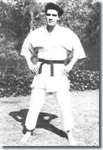 Elvis Presley Black Belt 1960