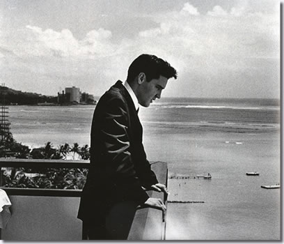 Elvis Presley Honolulu, Hawaii March 1961