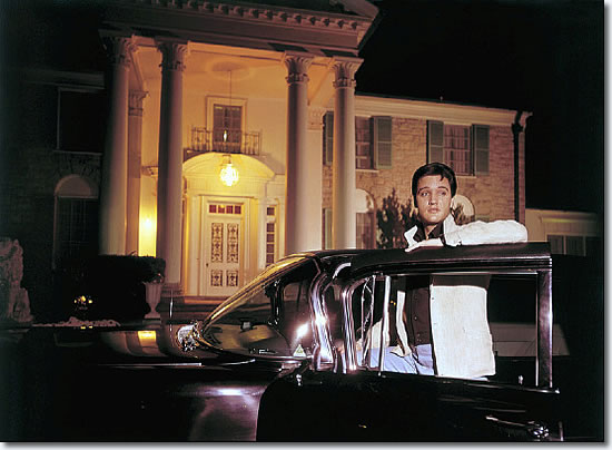 Elvis Presley Graceland - March 1965