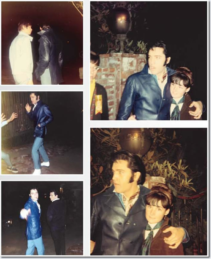 Elvis Presley : Beverly Hills : December 2, 1968.