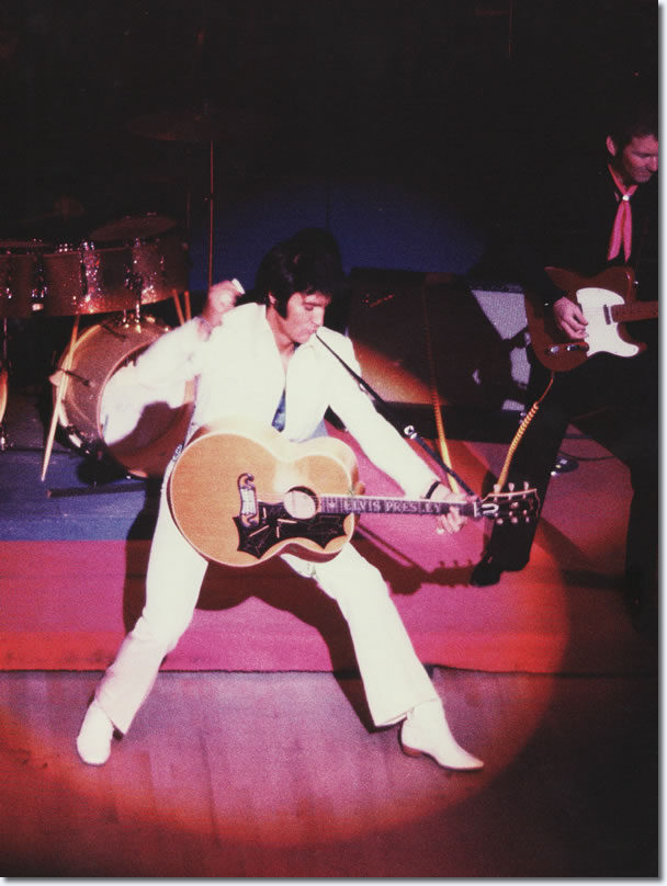 Elvis Presley In Concert : International Hotel, Las Vegas : August 1, 1969