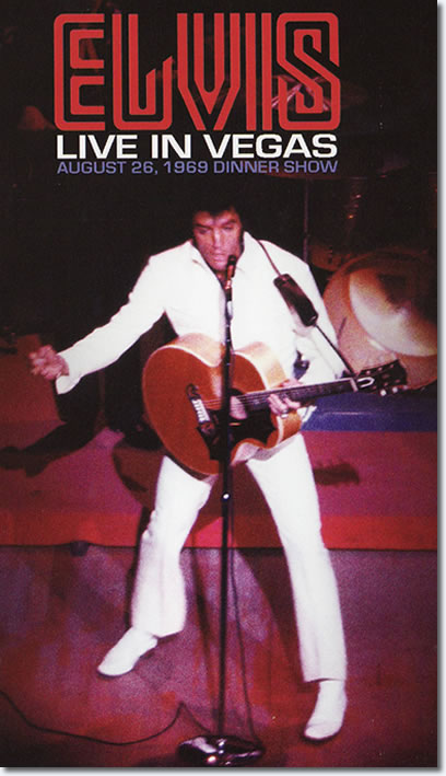 Elvis Presley : In Concert : Las Vegas : August 26, 1969