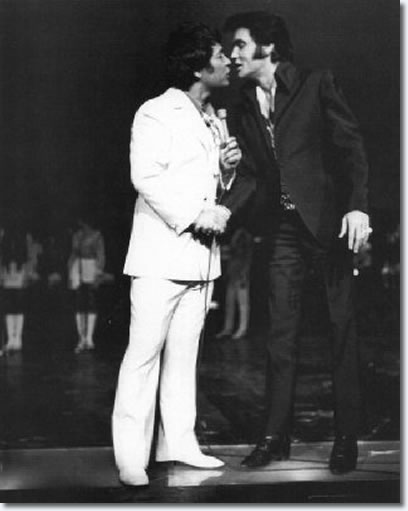 Don Ho and Elvis Presley - Las Vegas 1969