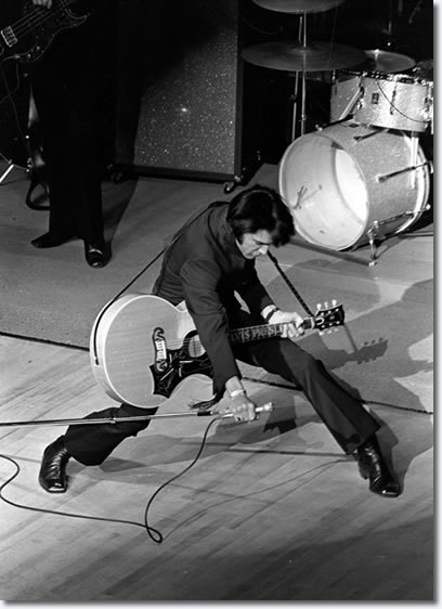 Elvis Presley : In Concert : Las Vegas : July 31, 1969
