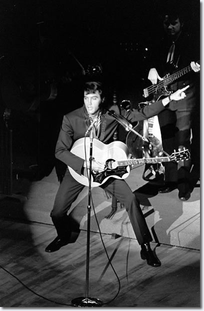 Elvis Presley In Concert 1969