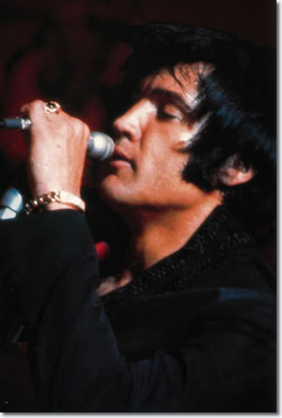 Elvis Presley July 31, 1969 International Hotel, Las Vegas