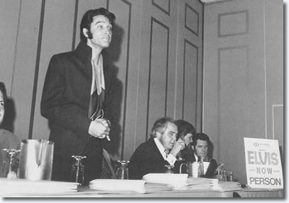Elvis Presley Press Conference - Las Vegas 1969