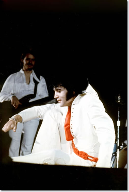 lvis Presley The Forum Arena, Los Angeles, Ca - Movember 14, 1970