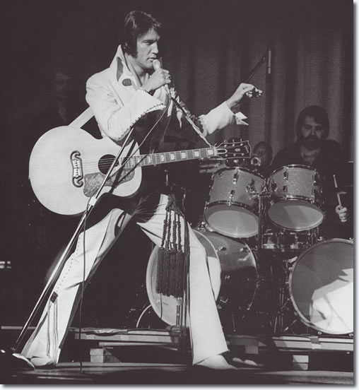 Elvis Presley: Kiel Auditorium, St. Louis, Missouri - September 10, 1970