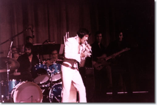 Elvis Presley : Olympia Arena, Detroit, Michigan : September 11, 1970