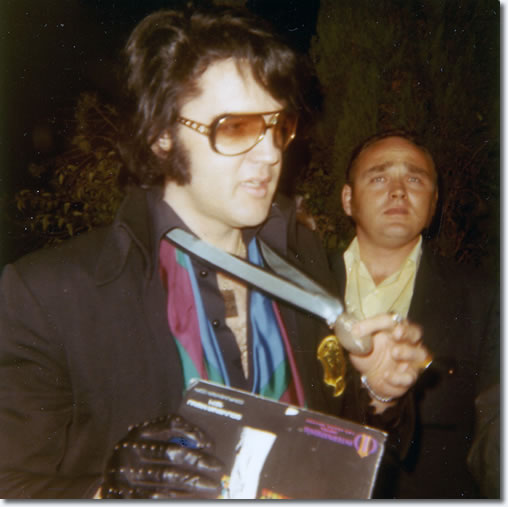 Elvis Presley : January 18-22, 1971 : Trousdale Estates