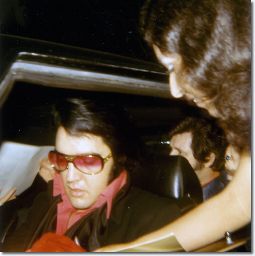 Elvis Presley : January 18-22, 1971 : Trousdale Estates.