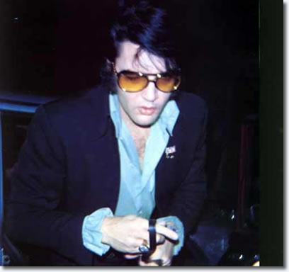Elvis Presley Studio 'B', Nashville May 21, 1971
