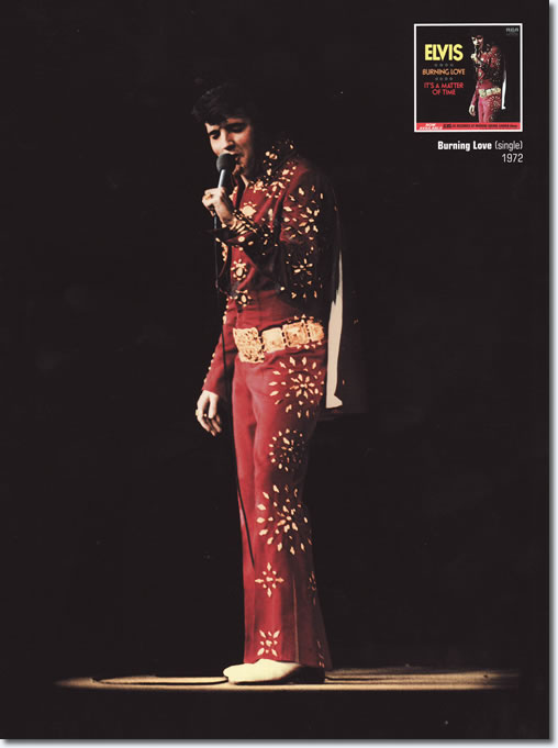 Elvis Presley : Hampton Roads, Richmond, Virginia : April 10, 1972