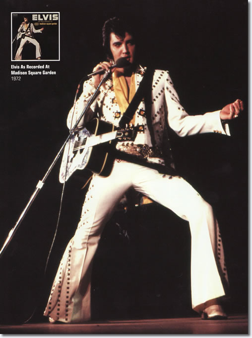 Elvis Presley : Jacksonville, Florida: April 16, 1972