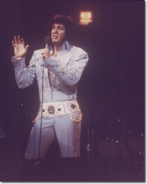 Elvis Presley : Madison Square Garden : June 10, 1972 : Afternoon Show : 2:30pm