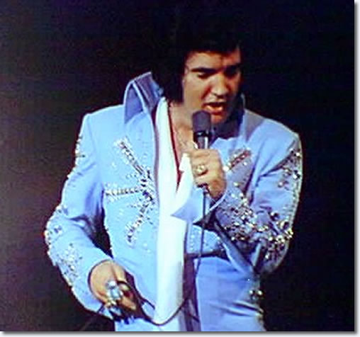 Elvis Presley : The H.I.C. Arena, Honolulu, Hawaii : November 18 1972 8:30pm