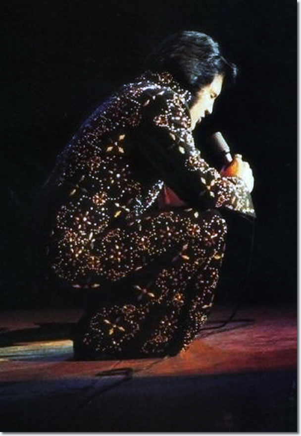 Elvis Presley : November 18 1972 : The H.I.C. Arena, Honolulu, Hawaii