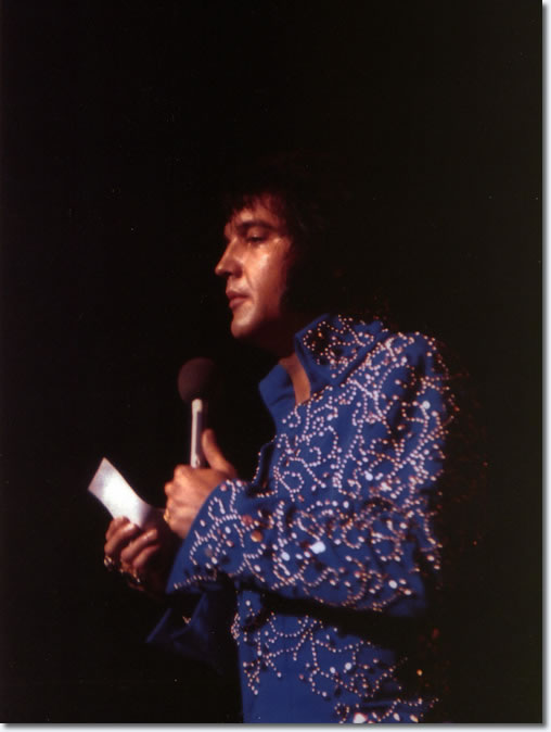 Elvis Presley : September 4, 1972