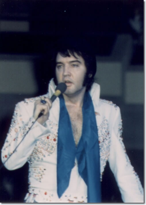 Elvis Presley : April 24, 1973 : Anaheim, CA