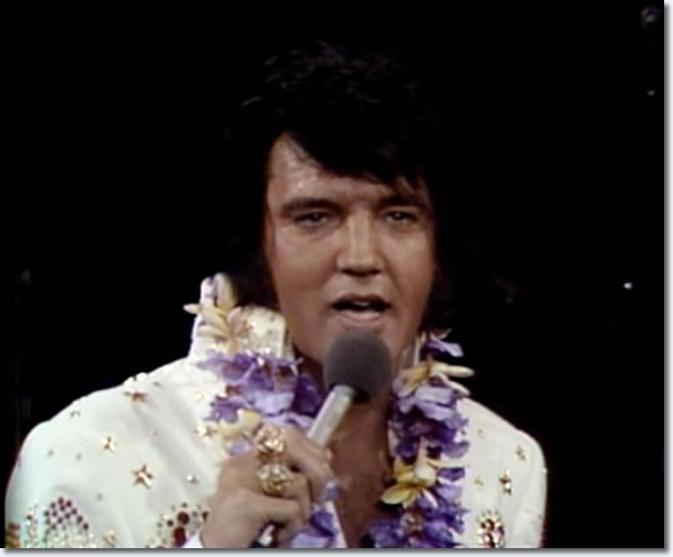Elvis Presley : Aloha From Hawaii Rehearsal Concert : January 14, 1973.