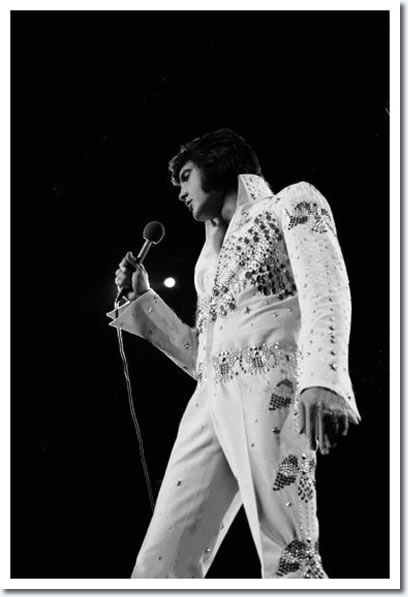 Elvis Presley : Recording the Aloha post concert 'Insert' songs session
