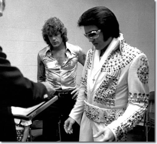 Elvis Presley : Atlanta : July 3, 1973