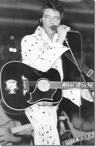Elvis Presley : Atlanta : Omni Coliseum : June 29, 1973.