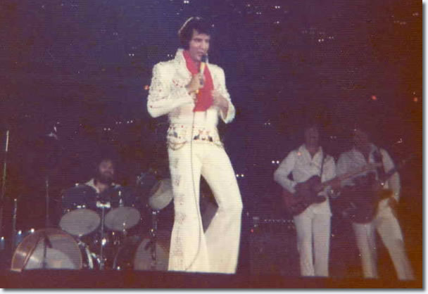 Elvis Presley : Atlanta : Omni Coliseum : 3pm Show, June 30, 1973.