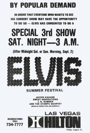 Elvis Presley : September 3, 1973 : Caught In A Trap