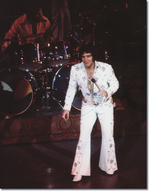 Elvis Presley : September 1, 1973 DS. : Las Vegas, NV.