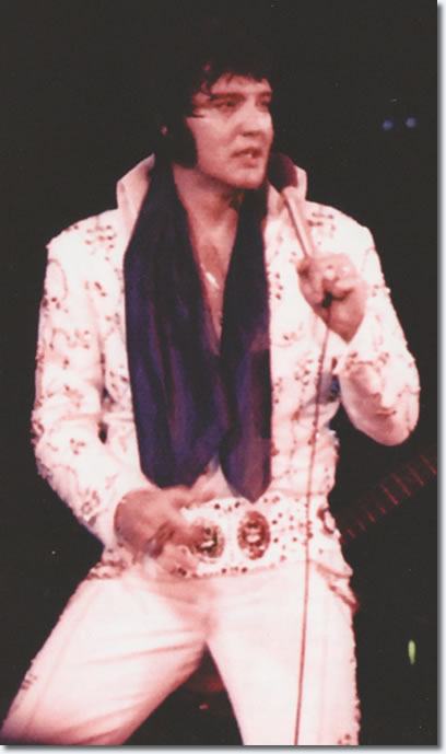 Elvis Presley : Tulsa : March 1, 1974.
