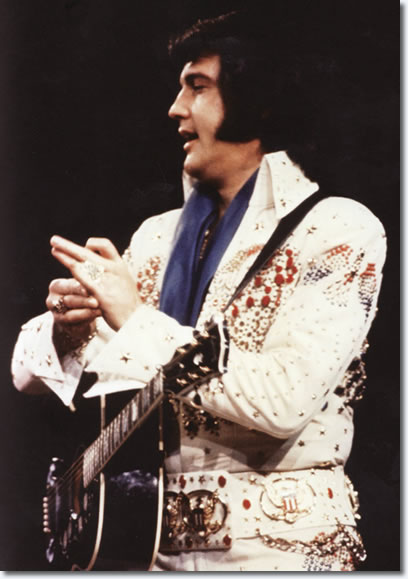 Elvis Presley Elvis Recorded Live On Stage in Memphis March 16, 1974
