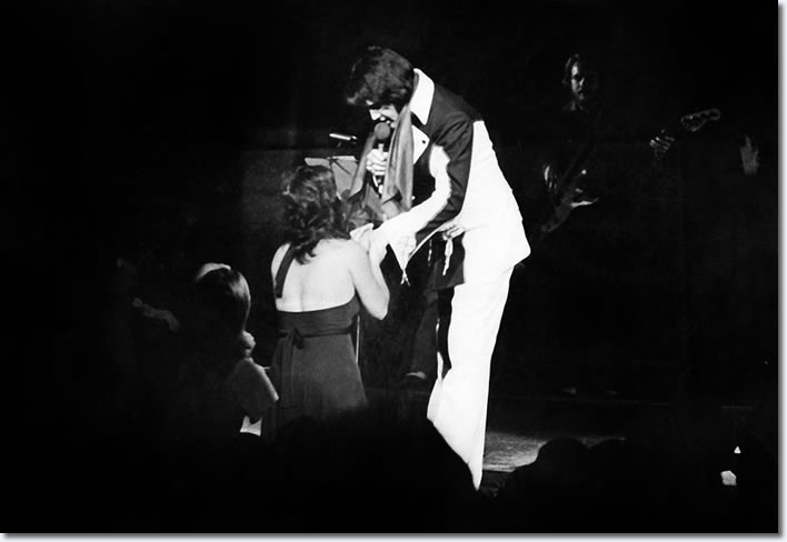 Elvis Presley : Las Vegas : August 19, 1975.