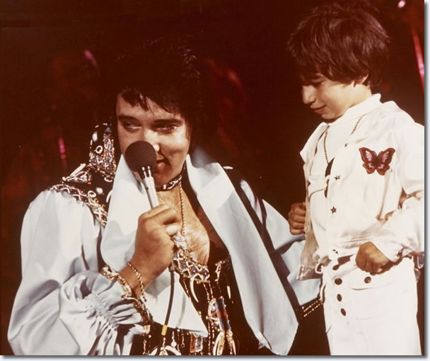 Elvis Presley Nassau Colliseum - July 19, 1975