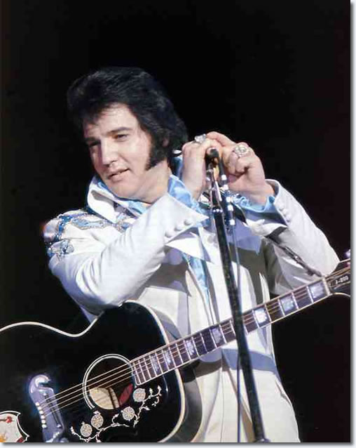 Elvis Presley: Omni : Atlanta Georgia : May 2, 1975