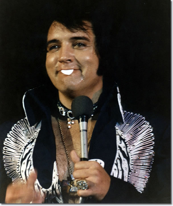 Elvis Presley Norfolk Scope July 20, 1975