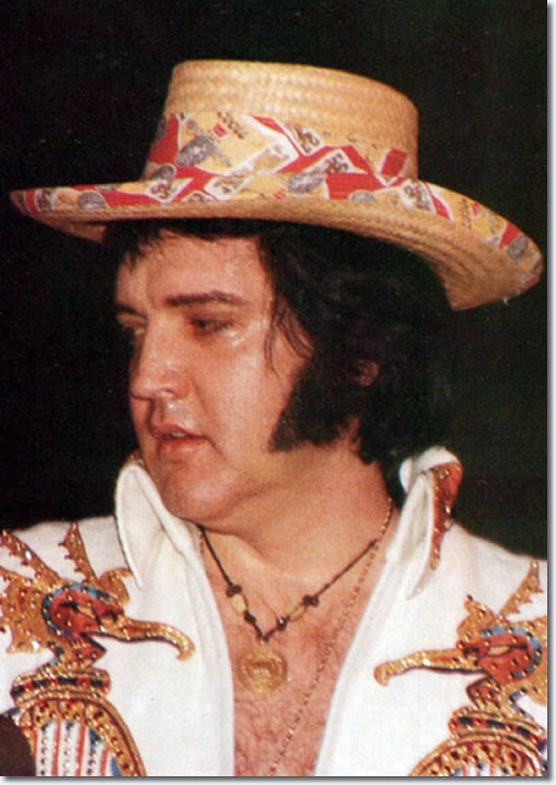 Elvis Presley : Kansas City, MO : April 21, 1976