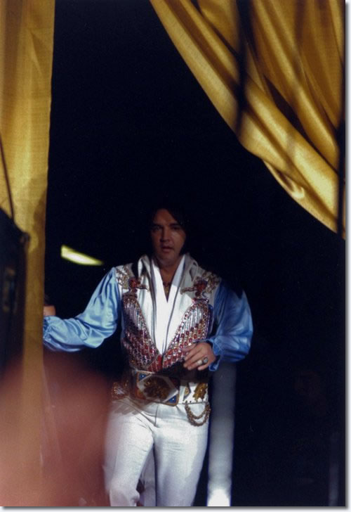 Elvis Presley : Roanoke VA : August 2, 1976
