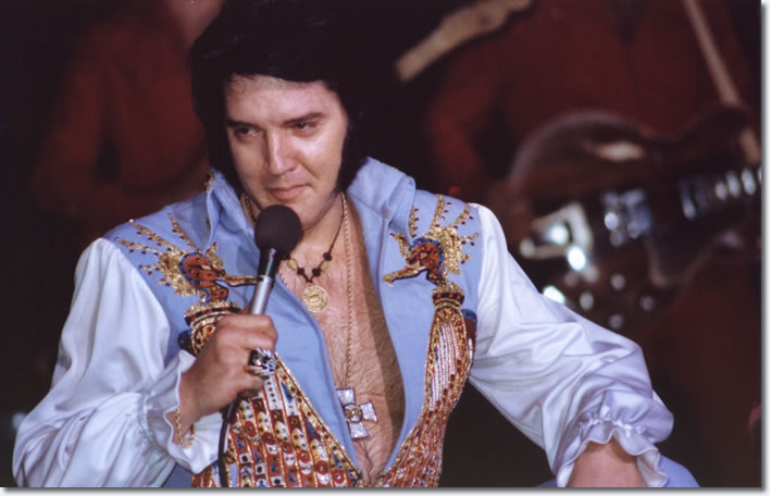 Elvis Presley : Tulsa, OK : July 4, 1976