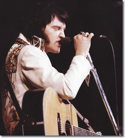 Elvis Presley: Chicago Stadium : October 14, 1976