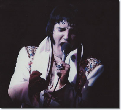 Elvis Presley: Chicago Stadium : October 15, 1976