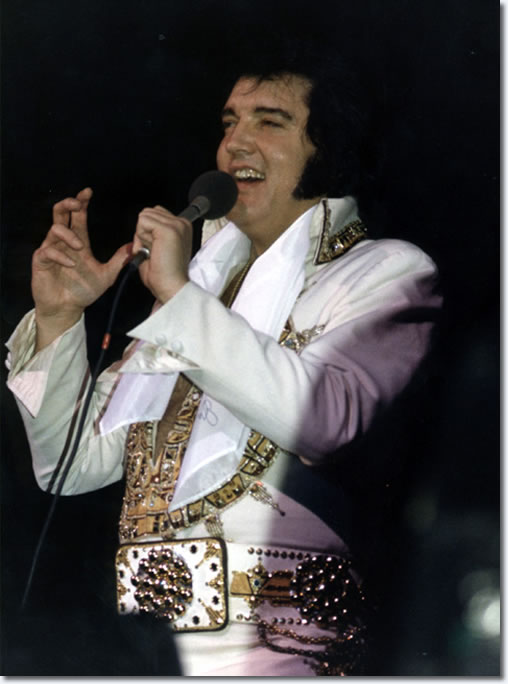 Elvis Presley June 25, 1977 - 8.30pm Riverfront Coliseum, Cincinnati, Oh